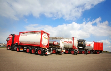 Strategic Alliance between MOL Chemical Tankers and Den Hartogh Logistics