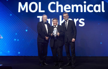 MOL Chemical Tankers Has Won Deal of the Year at the Lloyd's List Global Awards 2019 following the Europe Awards 2019